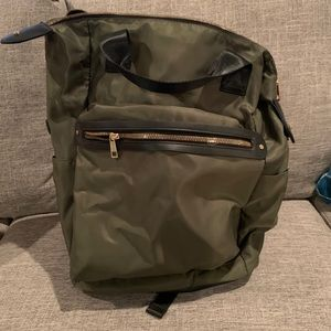 Army green purse/backpack